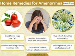 herbal/natural treatment for amenorrhoea picture 14