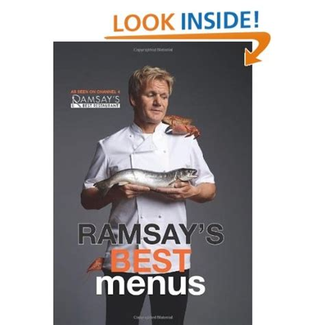 gordon ramsay handsigned healthy appee cookbook picture 9