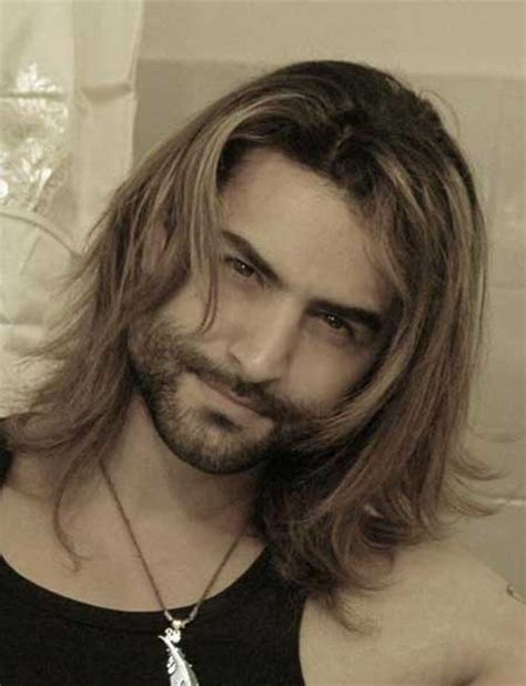 beautiful men with hair picture 2