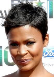 african american short hair style picture 1