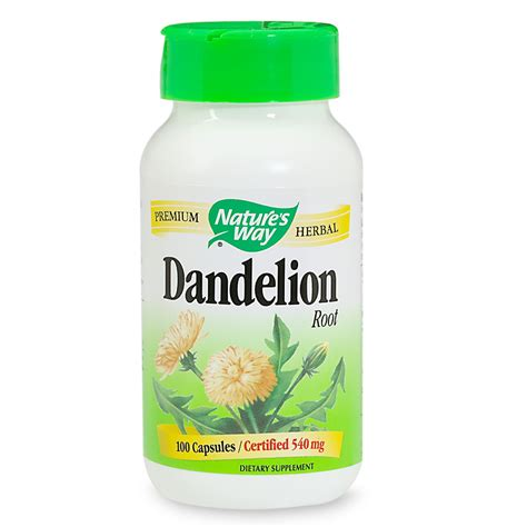 dandelion herbal supplement picture 3