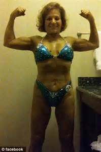 breast flexing picture 14