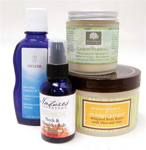 herbal skin care and vitamins picture 1