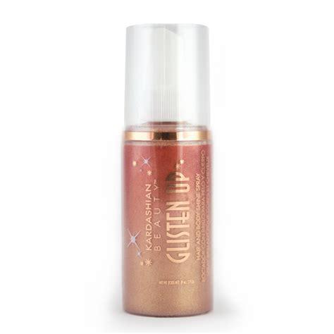 glisten hair spray picture 1