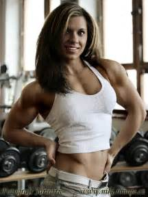 female muscle fitness models picture 3