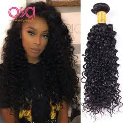 cheap 'yaky deep wave weave hair picture 3