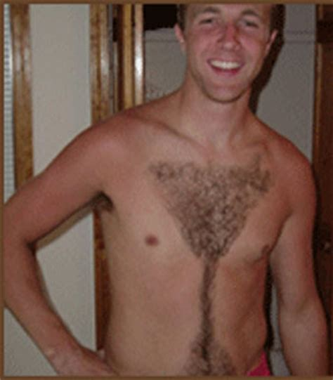 chest hair picture 9