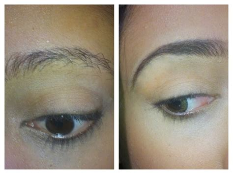 stop eyebrows growing back picture 2