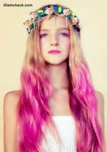 pink hair dye picture 7