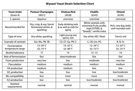 red star yeast conversion chart picture 5