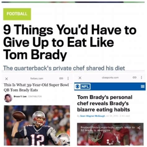 tom brady's nutritional supplements picture 5