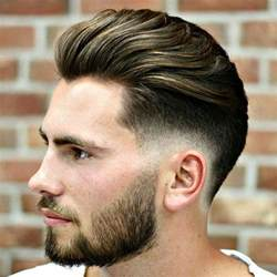 Short hairstyles for men with hair are picture 9