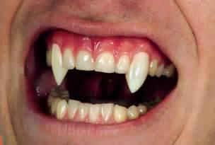 vampire teeth picture 9