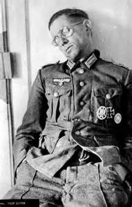 german officer sleeping picture 9