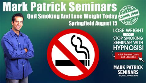 mark patrick stop smoking seminar complaints picture 4
