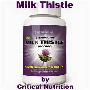does milk thistle cure liver disease picture 15