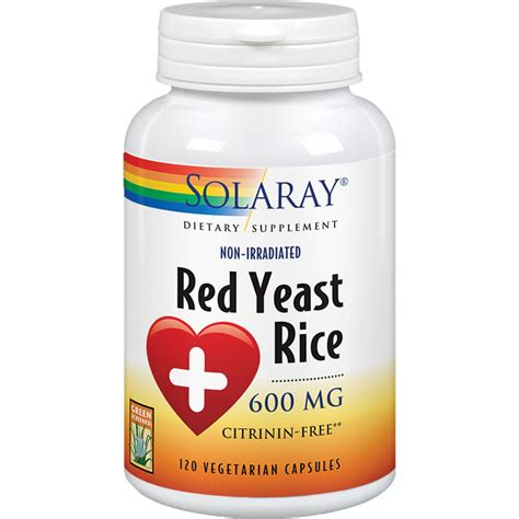 solaray red yeast rice picture 1