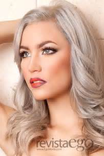 is it possible to color my hair silver picture 9