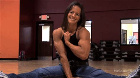 female muscle gif picture 11