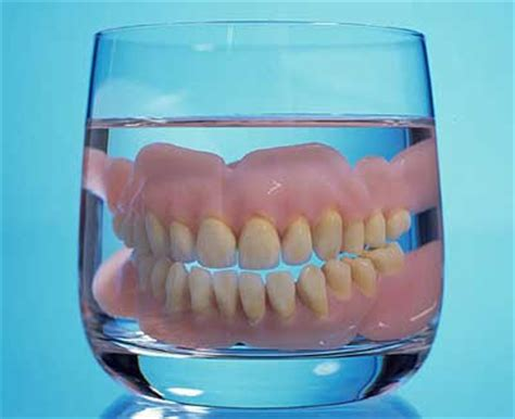 false teeth cleaner picture 7