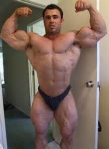 muscular arab men picture 11