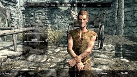 skyrim weight body picture 6