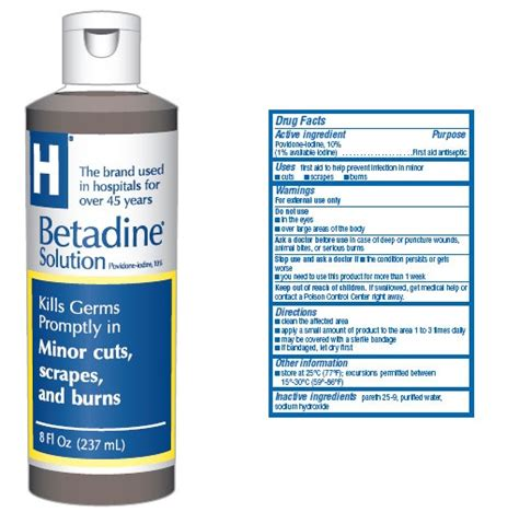 is providone iodine good for acne picture 2