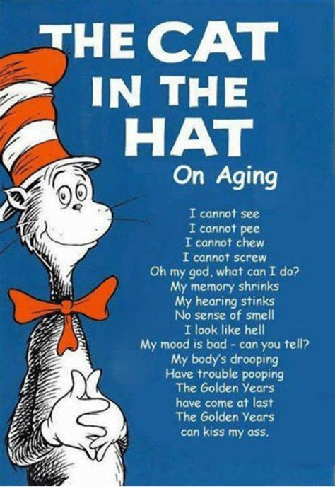 cat in the hat on aging picture 11