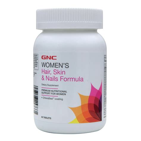 gnc's hair skin and nails review picture 4