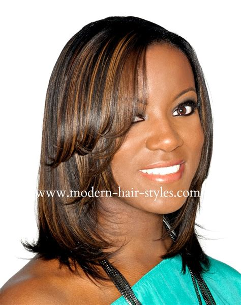 at home black hair style picture 2