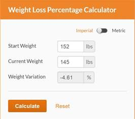 weight loss calculators picture 1