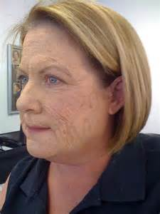 aging makeup picture 2