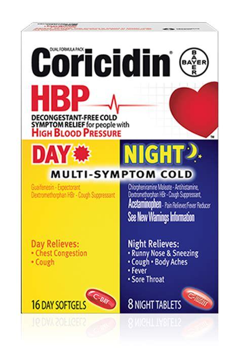 Coricidin high blood pressure picture 10