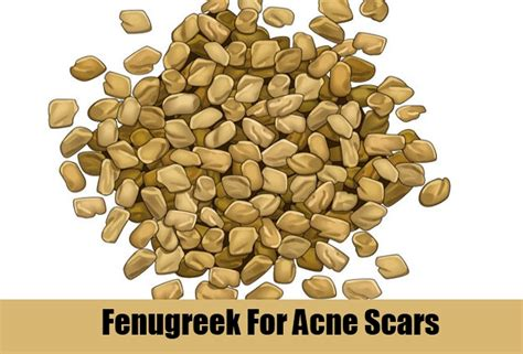 fenugreek pills for acne picture 1
