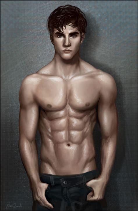 muscle men murphy fantasie 3d art picture 5