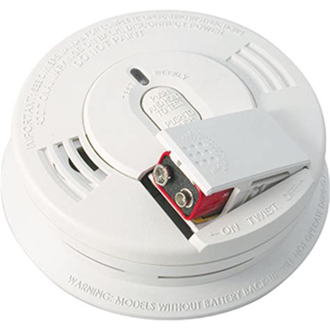 smoke detector on ac unit picture 5
