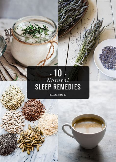 natural sleep remedies picture 2