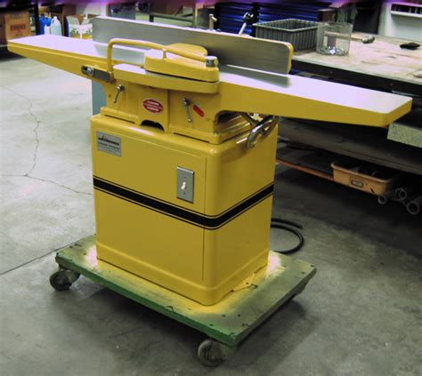 powermatic jointer picture 1