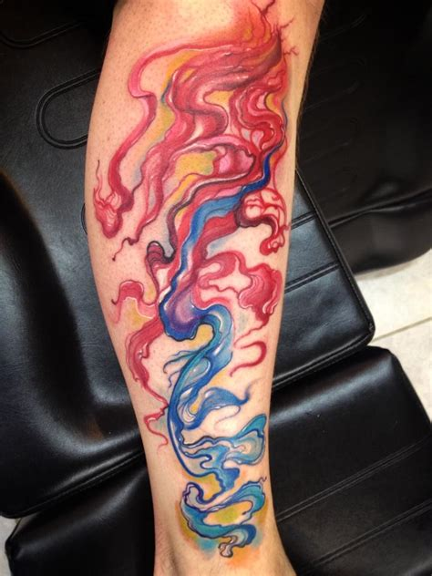 tattoo's of smoke picture 9