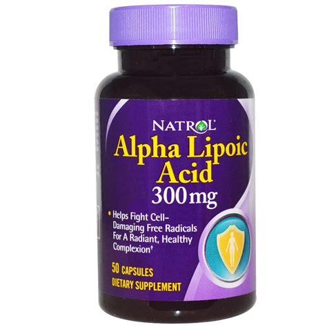 alpa lipoic acid picture 2