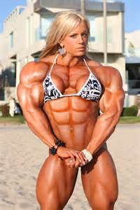 large muscle women picture 7
