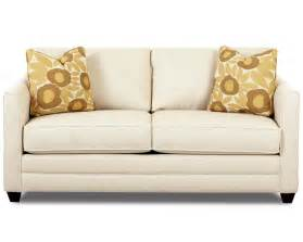 small scale full size sleeper sofa picture 1
