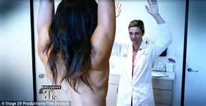 doctor giving breast exam and more picture 2