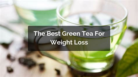 green tea and weight loss picture 6