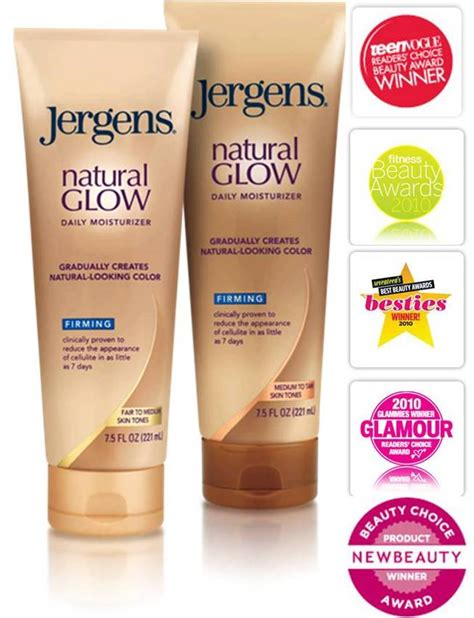 is jergens natural glow the same as jergens picture 1