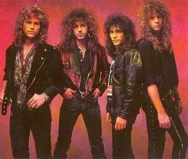 1980s hair bands picture 1