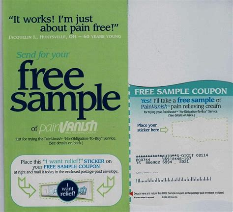 free samples for trial test with no obligation picture 2