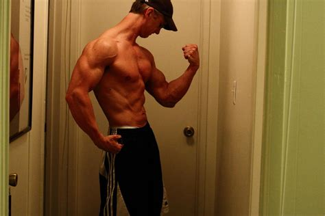 bodybuilding loose skin stomach picture 5