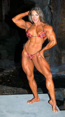 female asian muscle picture 7