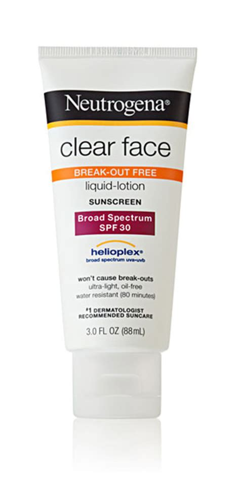 oil free non acne causing sunscreen picture 4